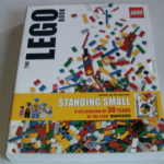 The Lego Book including standing tall rrp 24.99
